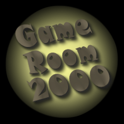 Game Room 2000 Logo